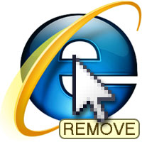 remove IE from Windows 7