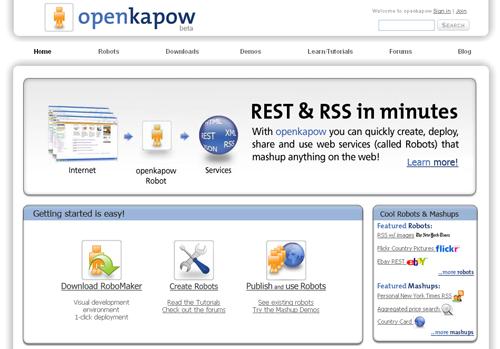 openkapow