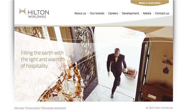 HiltonWebsite