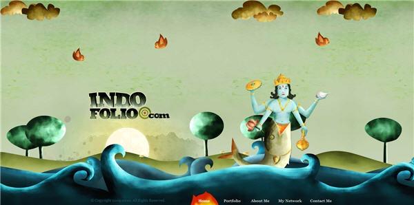 IndoFolio