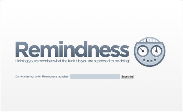 Remindness