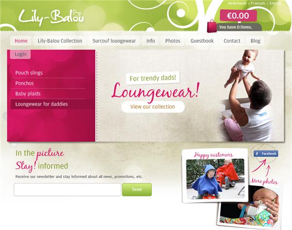 LilyBalouWebsite