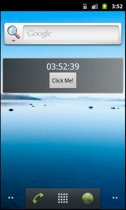 Android Widget Figure 4