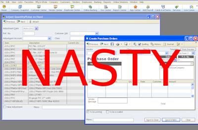 Nasty Application