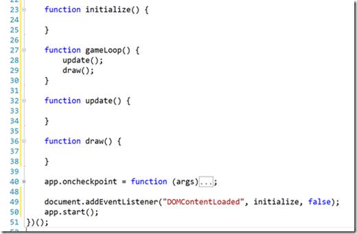 code sample 1
