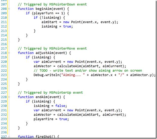 code sample 3