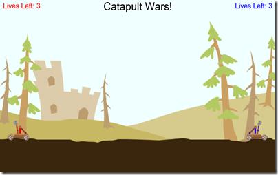 game screen titles