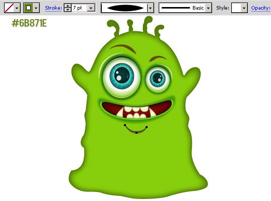 Vector Monster