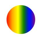 A Rainbow Gradient