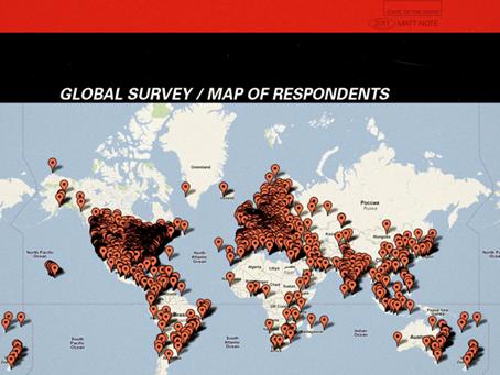 wordpress around the world