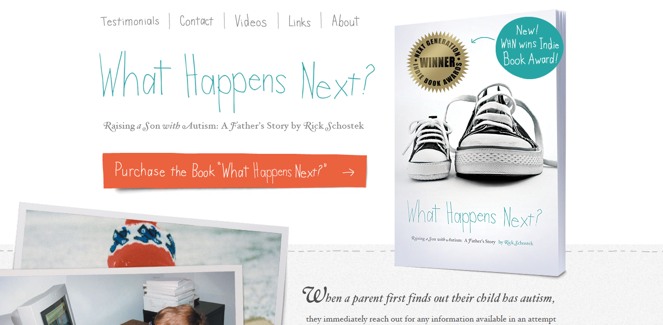 WhatHappensNext homepage