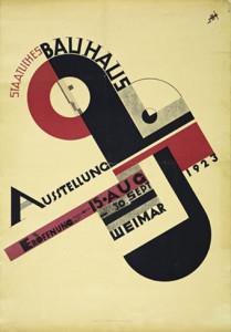 Bauhaus Poster 1923