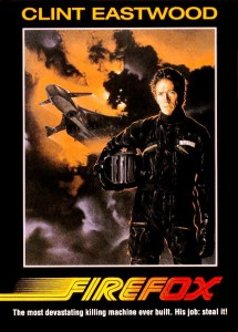 Firefox Movie Poster