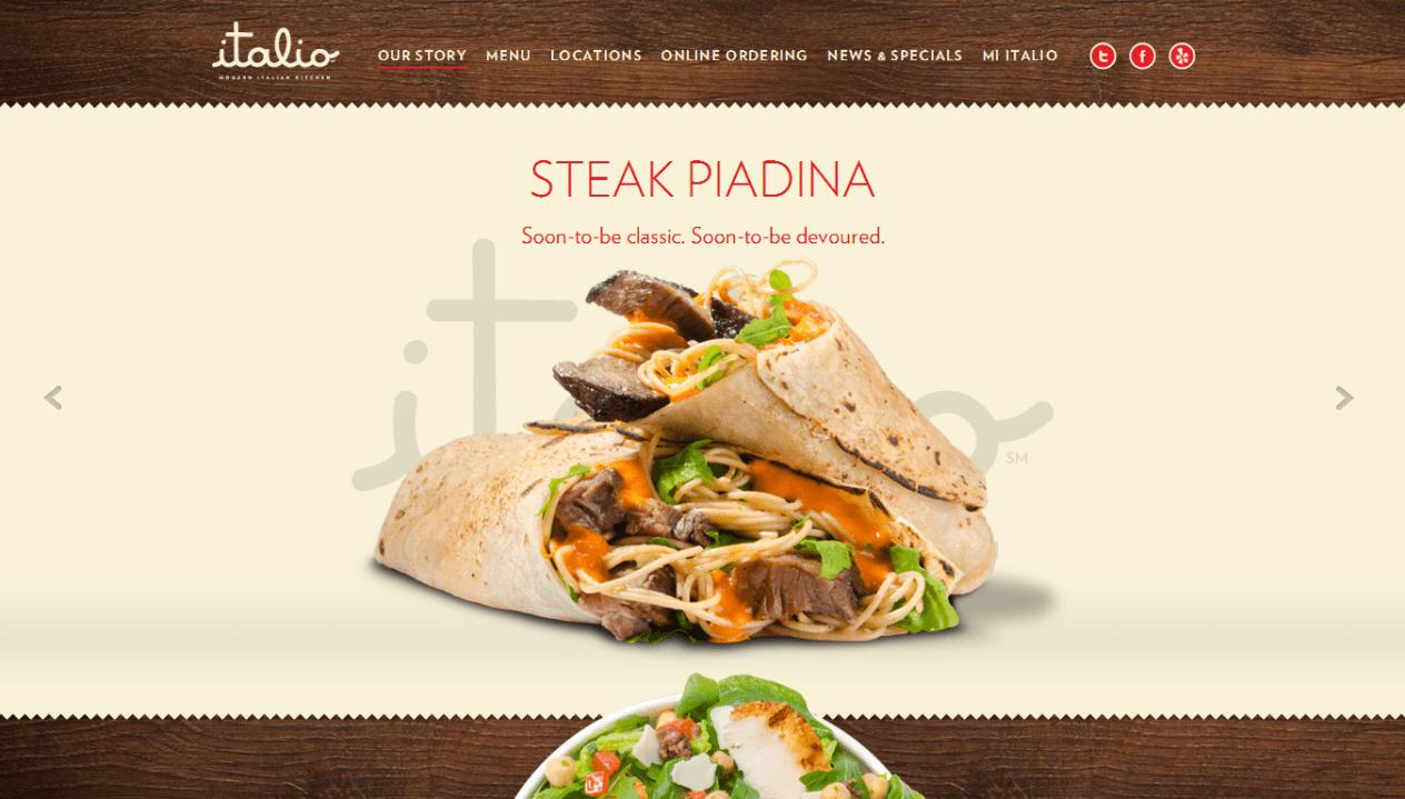 Website: Italio
