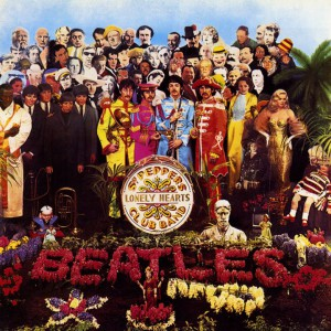 Sgt. Peppers Album cover