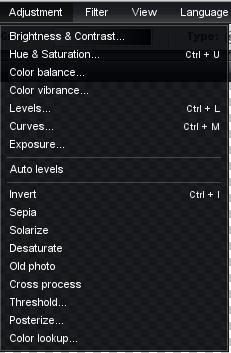 01 - Pixlr - 05 Adjustment