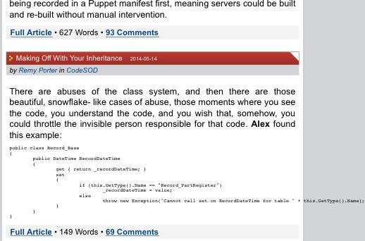 Text Overflow example
