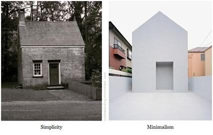 Simplicity vs. Minimalism - Maarten P. Kappert