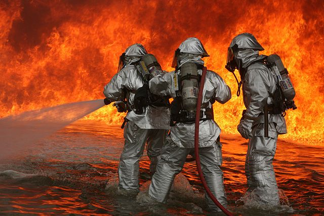 CompressNow : Aircraft_Rescue_Firefighting_training