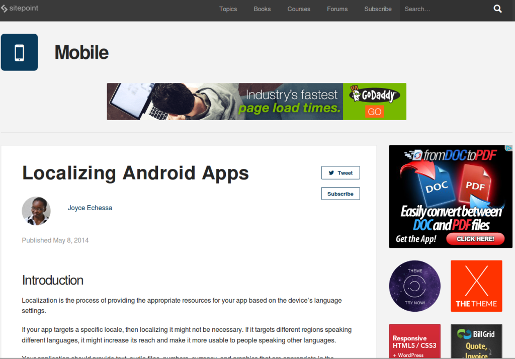 11 - Localizing Android Apps