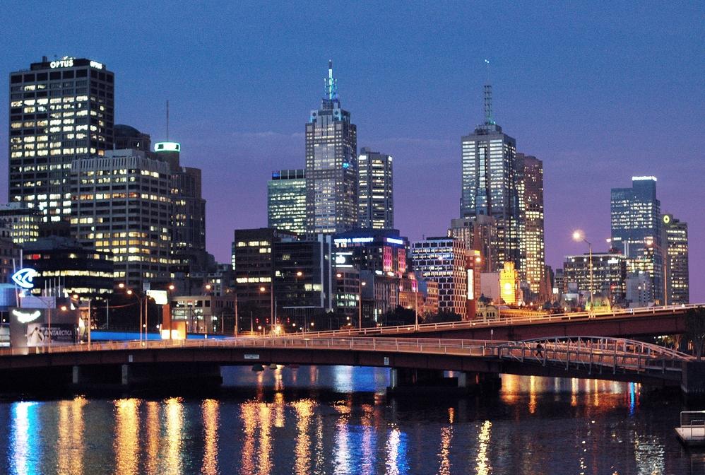 Melbourne Victoria - Yasser Alghofily