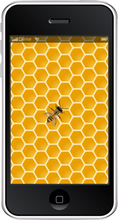 Bee game example