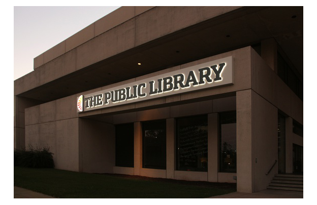 Chattanooga library