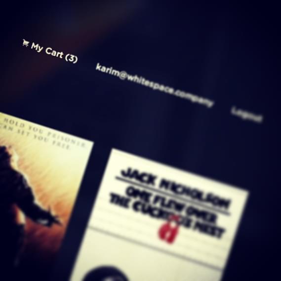 My Cart (3) screenshot