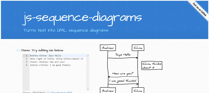 JS Sequence Diagrams