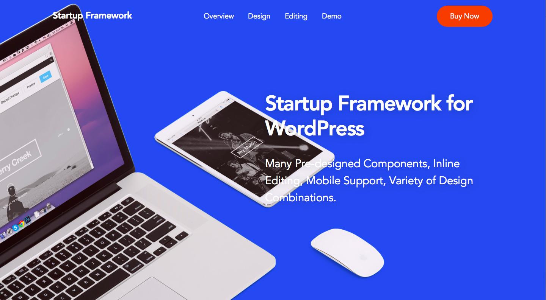 Startup Framework