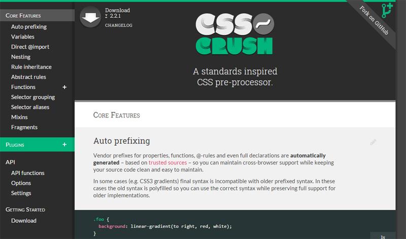 CSS-Crush