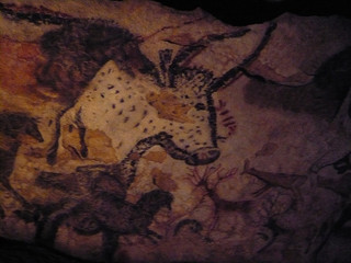 Cave painting from Lascaux
