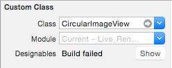 Build Failed
