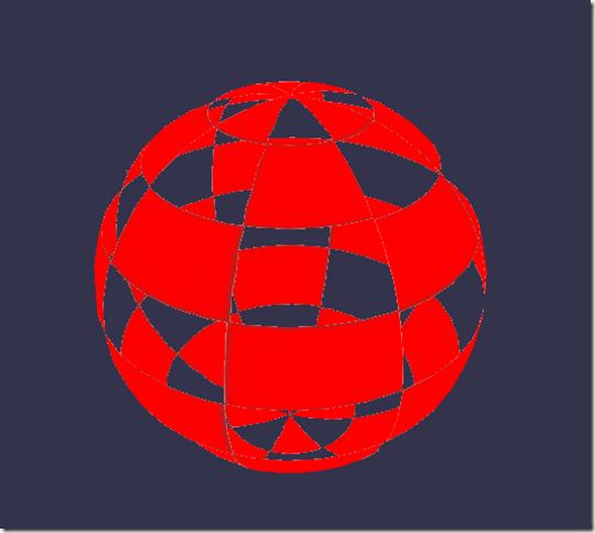 Discard shader result