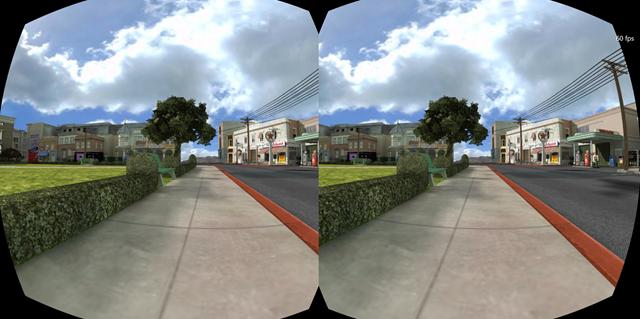 A demo of Babylon.js' Oculus Rift support