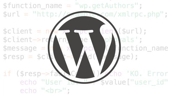 WordPress Data Validation