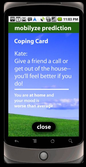 mobilyze app screenshot