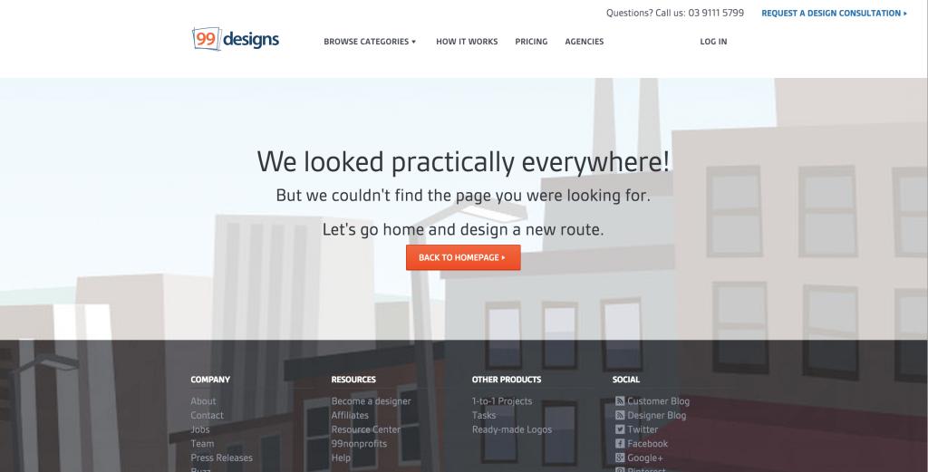 99designs 404