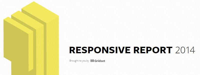 2014 Responsive Report