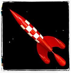 Rocket - peelandstick