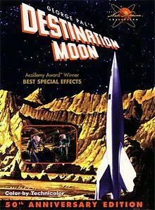 Destination Moon - 1950