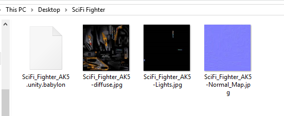 Sci-fi fighter images