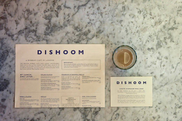 Dishoom by & Smith Design