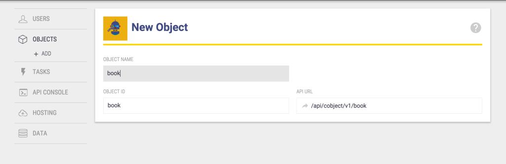Creating a Custom Book Object
