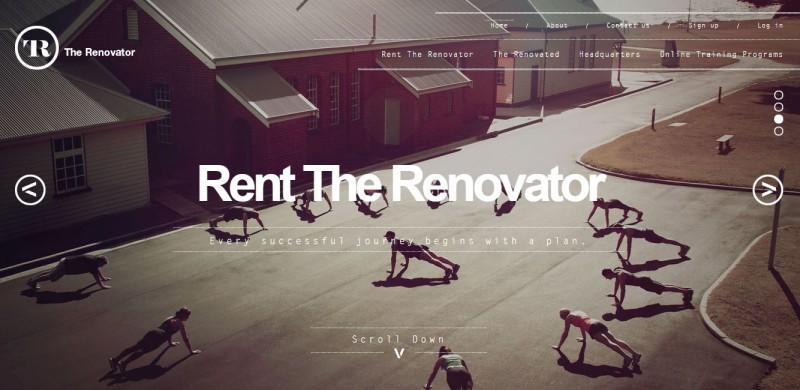 Rent the Renovator