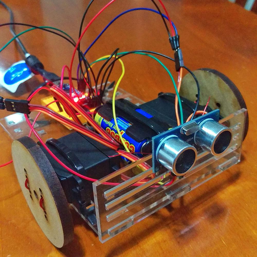 A SimpleBot