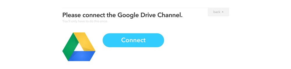 Connecting the Google Channel