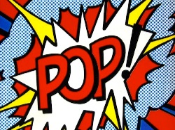 Roy Lichtenstein: POP!