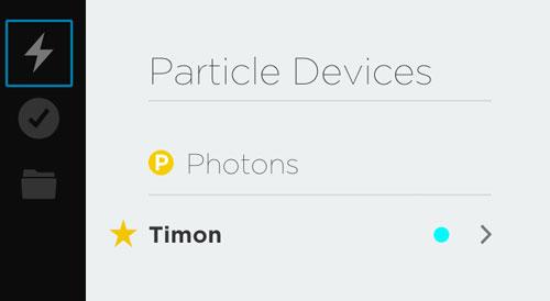 Flashing to Your Photon