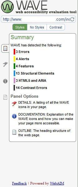 Wave screenshot